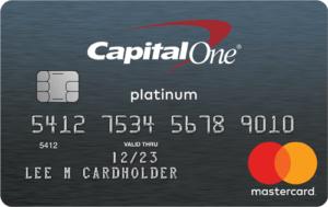 capital one card
